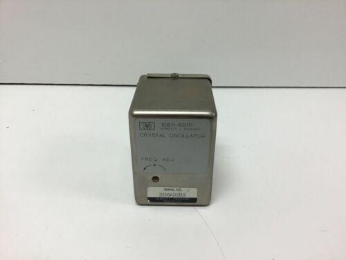 HP / Agilent 10811-60111 Ovenized 10MHz Crystal Oscillator Free Shipping