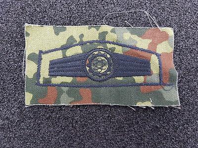 (A18-28) Bundeswehr Technisches Personal Tätigkeitsabzeichen Schwarz Stoff