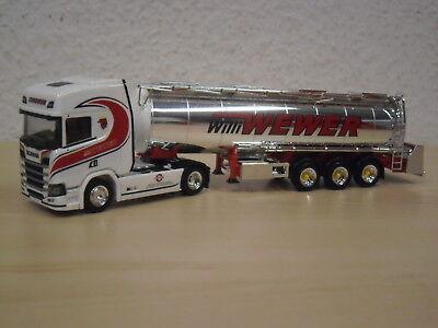"933407-1:87 Herpa-Scania CS gaplsz /""Schubert//Tegernsee-forte Nero/"""