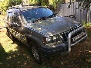 Jeep Grand Cherokee 2002 Narromine Narromine Area Preview