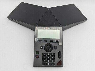 Open Box Poly Trio 8300 Ip Conference Phone 2201-66800-001 -nr2384