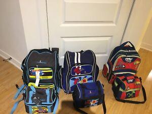 Sacs d'école Louis Garneau/ School bag