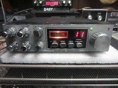 PRESIDENT FM/AM/SSB MULTI BANDS  VINTAGE TRANSCEIVER, LOOK & READ ALL BELOW