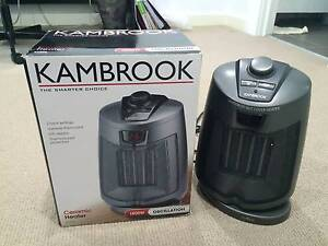 KAMBROOK CERAMIC HEATER - GREAT CONDITION Burwood Burwood Area Preview