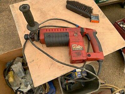 Milwaukee Thunderbolt 5311-6 1-12-inch Spline Drive Rotary Hammer Kit - Tested