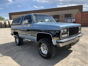 1990 GMC Jimmy SLE 5.7L Complete restoration!