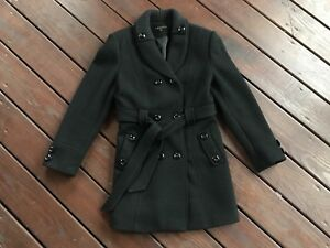 Lavena black coat size M. Gorgeous fit! Excellent condition!