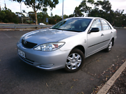 2003 Toyota Camry Altise 4cyl sedan Wynn Vale Tea Tree Gully Area Preview