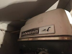 1970's 40 Horse Johnson Boat Motor
