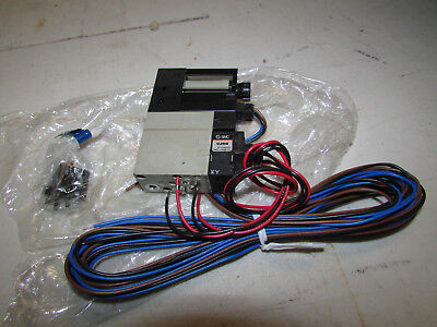 Smc Vj112  Pneumatic Rotary Actuator Parts Japan New Boeing Airplane Part
