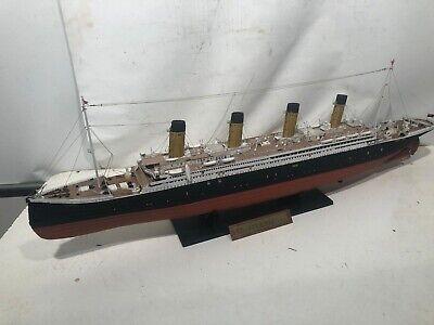 Modellino Nave Titanic
