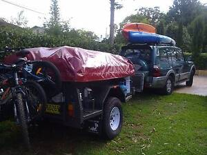 10 FT Camel Off Road Camper Trailer 2011 West Pennant Hills The Hills District Preview