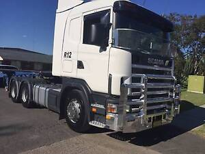 Scania Truck,Freighter trailer 2004 Brighton-le-sands Rockdale Area Preview