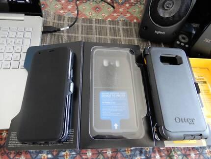 Samsung Galaxy Plus Life proof & Defender Phone Case's