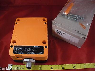Efector Id8505 Inductive Proximity Sensor Ide3060fpkgus100dps 10-36v Dc 20-60mm