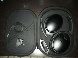 BOSE Quiet Comfort 35 Noise Cancelling Headphones