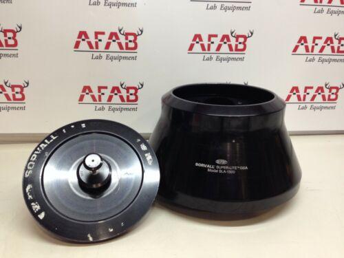 Sorvall SLA-1500 Fixed-Angle Rotor