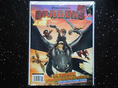 Ultimate Dragon Trainer s Guide Magazine  - $4.99