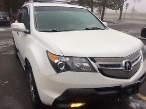 2007 Acura MDX AWD Technology Package