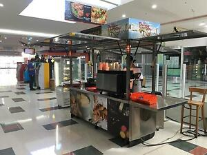 Mobile Coffee Business - currently trading inside Shopping Centre Alfred Cove Melville Area Preview