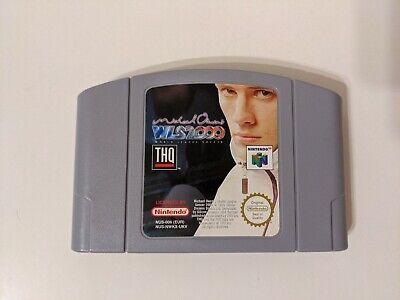 Michael Owen's WLS 2000 - Nintendo 64 N64 - PAL - Cartridge only
