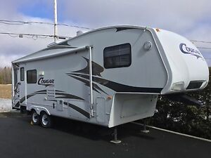 Fifth Wheel Cougar 2007 28pieds