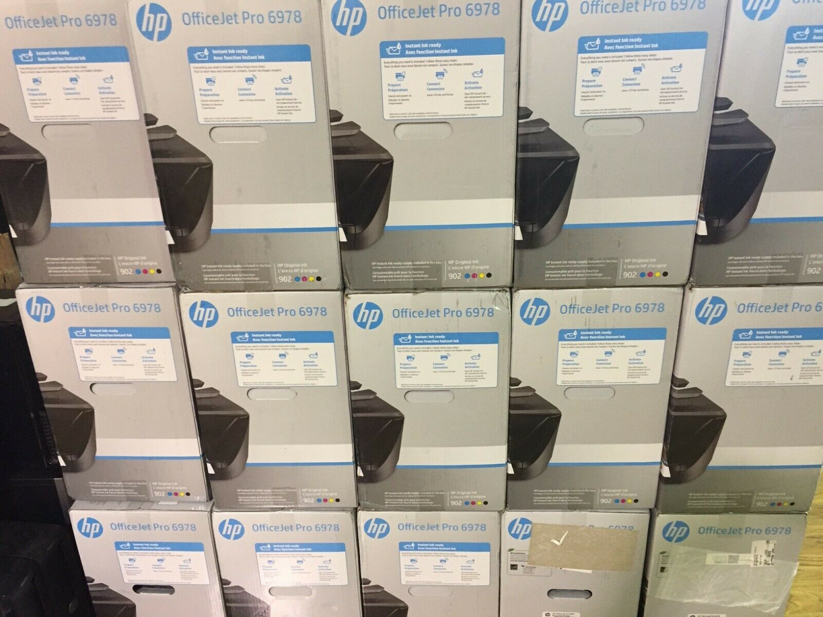 Brand New Sealed HP OfficeJet Pro 6978 All-in-One Wireless P