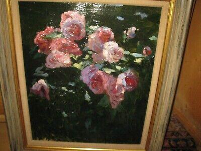 KOESTER Alexander, *1864 Blumenstilleben mit Rosen