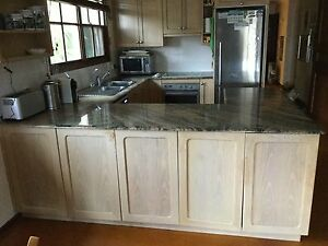 Kitchen including stove and oven, marble bench top Yowie Bay Sutherland Area Preview