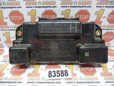 05 06 07 08 HONDA PILOT TIRE PRESSURE CONTROL MODULE TPMS 39350-S9V-A0 OEM