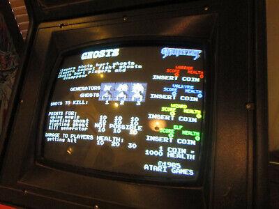 GAUNTLET Arcade Video game PCB BOARD Tested Working Atari