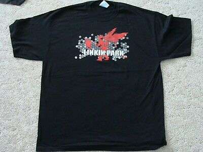 Linkin Park Reanimation 2002 T-Shirt Adult XL NEW official