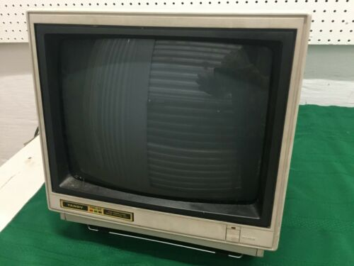 "Tandy CM-1 High Resolution 14"" Monitor 26-5112  RARE"