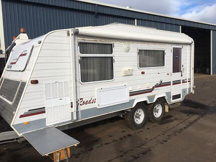 Wanted: Roadstar 20ft Caravan for sale make a offer