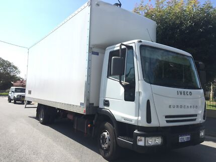 Truck for sale 2005 Iveco Eurocargo Pantech Canning Vale Canning Area Preview
