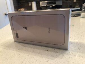 iPhone 8 Plus 256gb. Brand new not opened