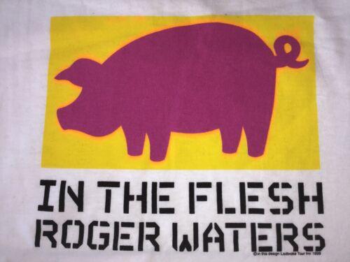 Pink Floyd (Roger Waters) 1999 Vintage Original XL Tour T-Shirt