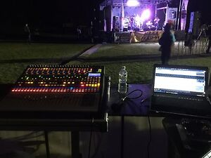 Out side concert full PA  system for sale Waverley Eastern Suburbs Preview