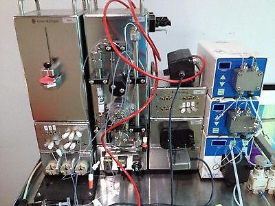 Eckert And Ziegler Hplc System