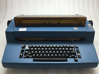 Ibm Selectric Ii Vintage Correcting Electric Typewriter As-is W Sticky Keys