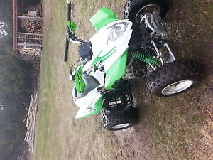 Sell or trade 2011 arctic cat dvx 300
