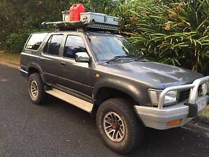 Toyota 4Runner Hilux Surf & Camping Backpackers Travellers Gear Parramatta Park Cairns City Preview