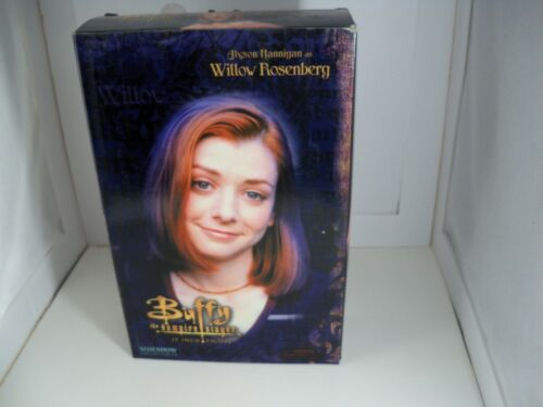 """Sideshow Buffy the Vampire Slayer Willow 12"""" Collectible Figure NEW 1/6 Scale"""