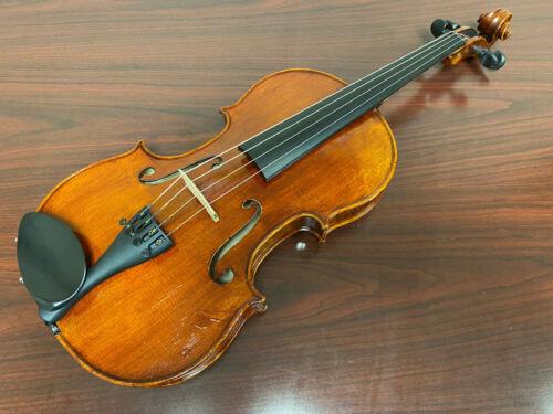 "Quality Hand Made 15"" Viola, Used and Professionally Refurbished, 3672"