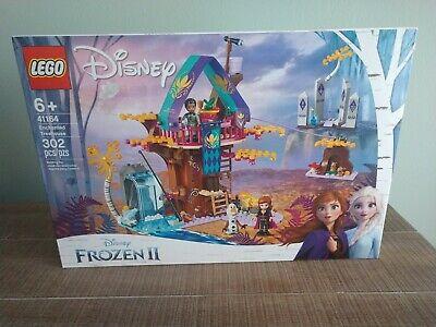 Disney Frozen 2 Enchanted Treehouse Lego Set - NEW
