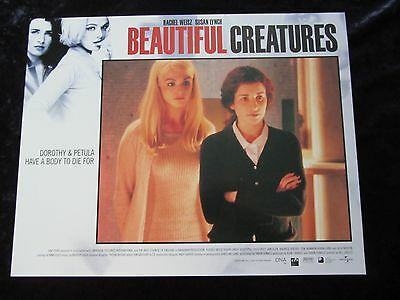 Beautiful Creatures lobby cards - Rachel Weisz, Susan Lynch