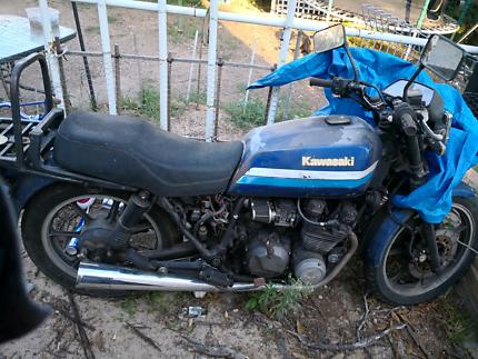 Kawasaki gt 550