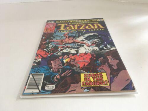 Marvel Comics Tarzan Lord of the Jungle Issue #27