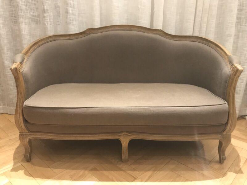 Antique Style Louis XV Sofa Settee Maison By Zentique