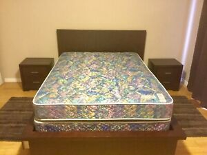 Bedroom set, - in very good condition